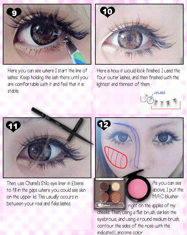 11 Best Images On Pinterest Artistic Make Up Makeup
