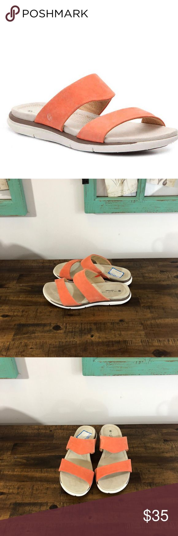 I just added this listing on Poshmark: NWT Hush Puppies Reo Aida sandals. #shopmycloset #poshmark #fashion #shopping #style #forsale #Hush Puppies #Shoes