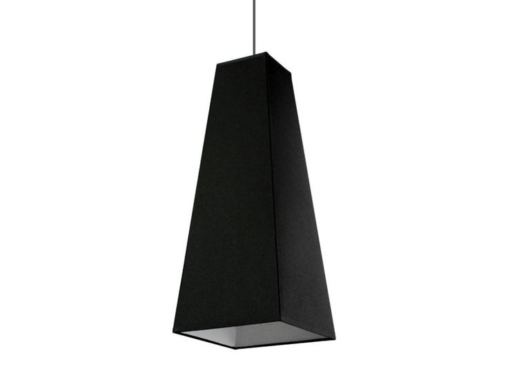 Lampa wisząca PIRAMIDE Black Czarny | Lampy wiszące do kuchni do jadalni…