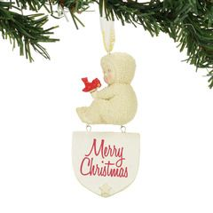 Merry Christmas Ornament - 4058465