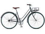 Gift guide: Schwinn Rendezvous 1 bike with wine rack, $650, at Chelsea Bicycles, 130 W 26th St between Sixth and Seventh Aves (646-230-7715)  #tonystylegiftguide