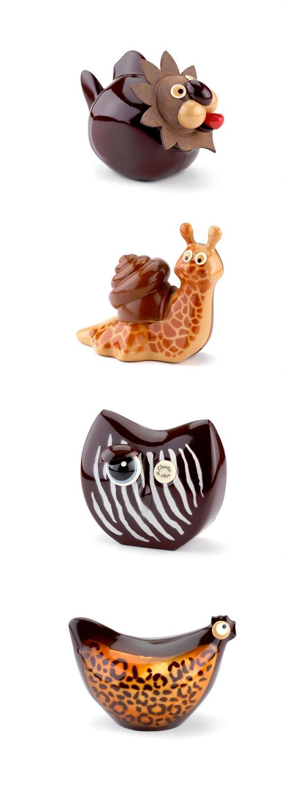 Drôle de Jungle - Fabrice Gillotte Le poisson lion, la drôle de girafe, chouette de zèbre, la léopoule.
