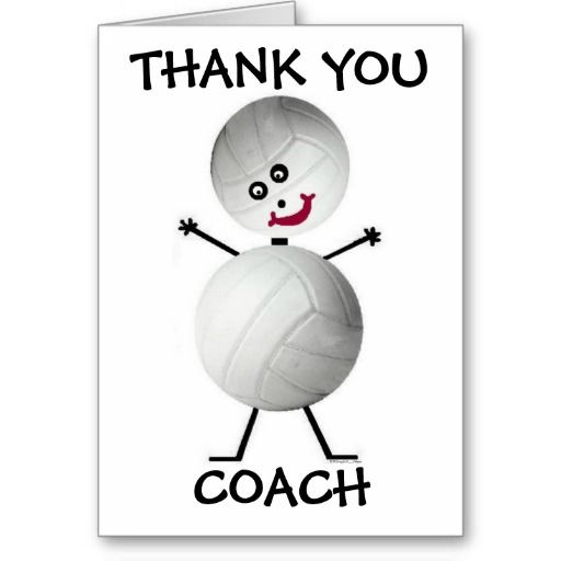 17 best images about volleyball coaches thank you on