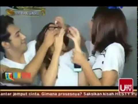 Heboh!!!Kejutan Ultah Michelle Joan Ke 21 Ganteng Ganteng Srigala SCTV 2...