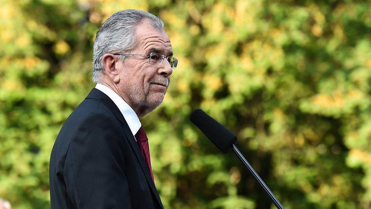 Neuer Bundespräsident Österreichs: Nach Van-der-Bellen-Sieg herrscht Erleichterung
