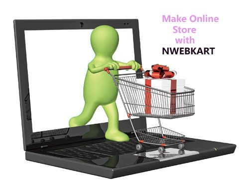 Build Your Own eCommerce website with Nwebkart  An eCommerce site advancement firm can help you in getting all these without constraining you to spend enormous cash on it. Nwebkart could be the one which you're hunting down getting your site prepared at a moment.