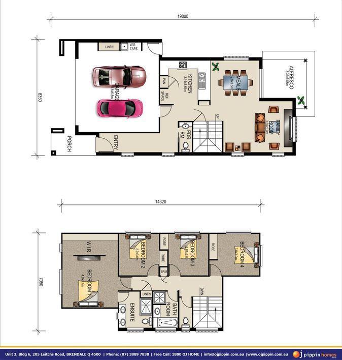 Cooper 215 - Floorplan