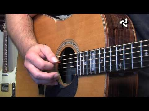 Blackbird - The Beatles - Acoustic Guitar Lesson (SB-113) Paul McCartney How To Play Guitar - YouTube