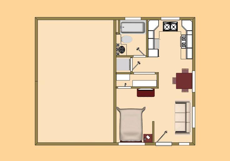 The floor plan view of 3 a 360 sq ft duplex design 300 sq ft duplex house plans