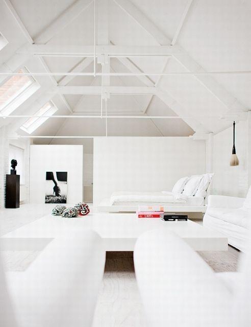 Loft designer Johanne Riis