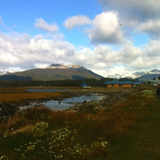 Ushuaia, a place without time