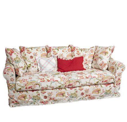 aus der domicil home collection mit dem hussensofa laura in stoff primavera ist der fr hling. Black Bedroom Furniture Sets. Home Design Ideas
