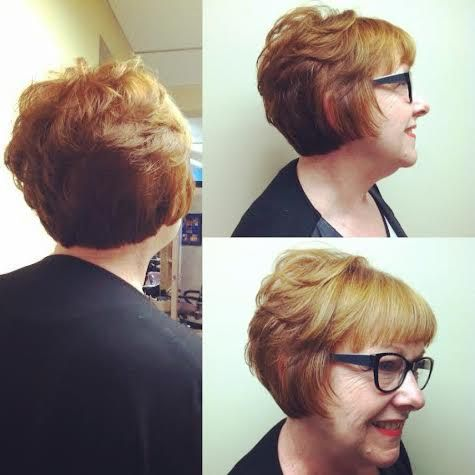 A @VidalSassoon Haircut here at Changes City Spa - by Micheal