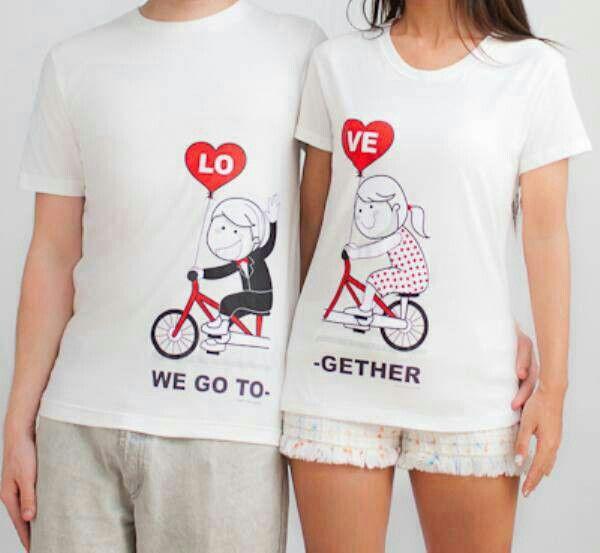 Love together shirt