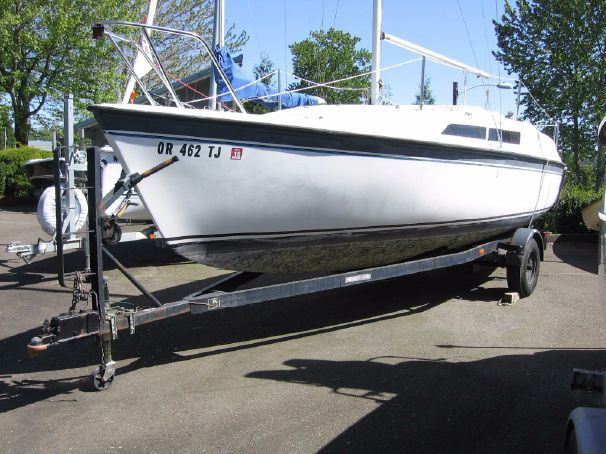 1992 Macgregor Water ballast with trailer Sail Boat For Sale - www.yachtworld.com