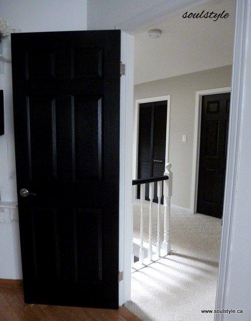 Черные Межкомнатные Двери 2