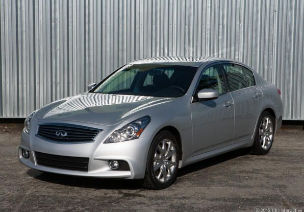 2013 Infiniti G37 review: Still solid after all these years