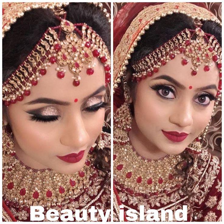 Bridal makeup artist image by Beauty Island Patna on Best