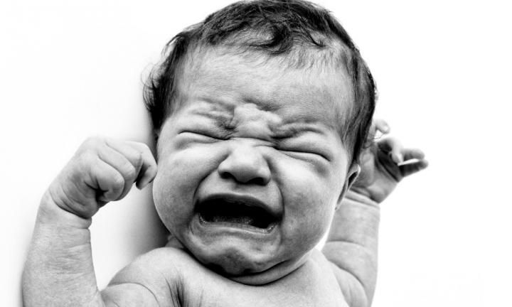 There are few things that can get you worked up like a crying baby. The problem is, babies cry A LOT, that is what babies DO. Here are some ways to maintain sanity when the crying won't stop.