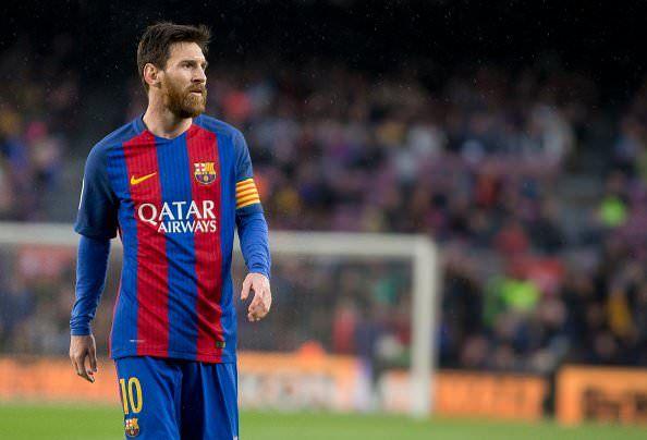 Messi'nin ikiz kardeşi olsa bu kadar benzer