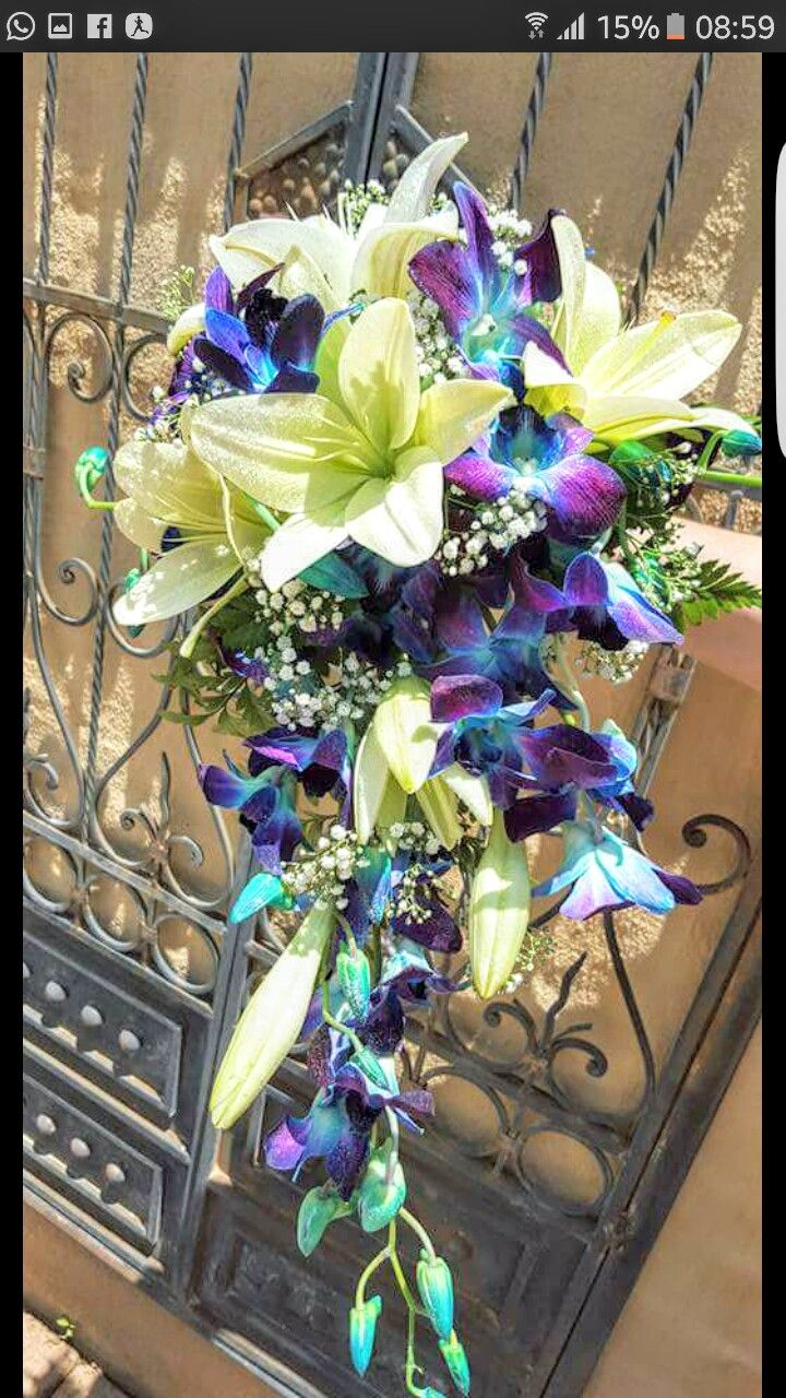 Lily's and orchids by Mariska's florist fochville