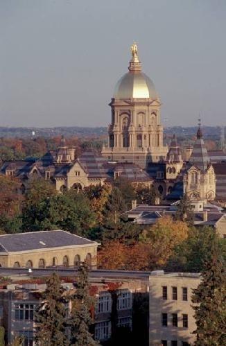 """Notre Dame / South Bend"""