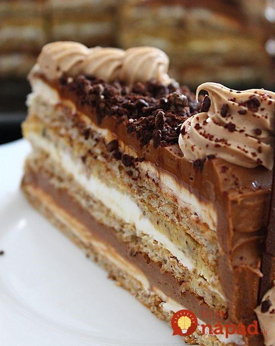 Torta nad tortami: Najlepší sladký dezert, proti ktorému nemajú šancu ani najdrahšie dezerty z cukrárne!
