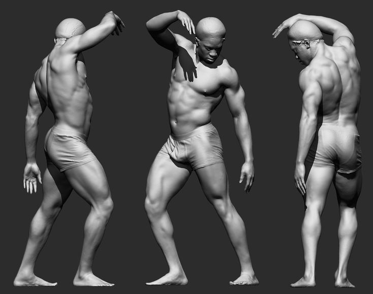 Reference Character Models - Page 12