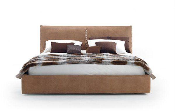 BOTERO bed, design by D.BONFANTI - G.MOSCATELLI @ZaniSalotti