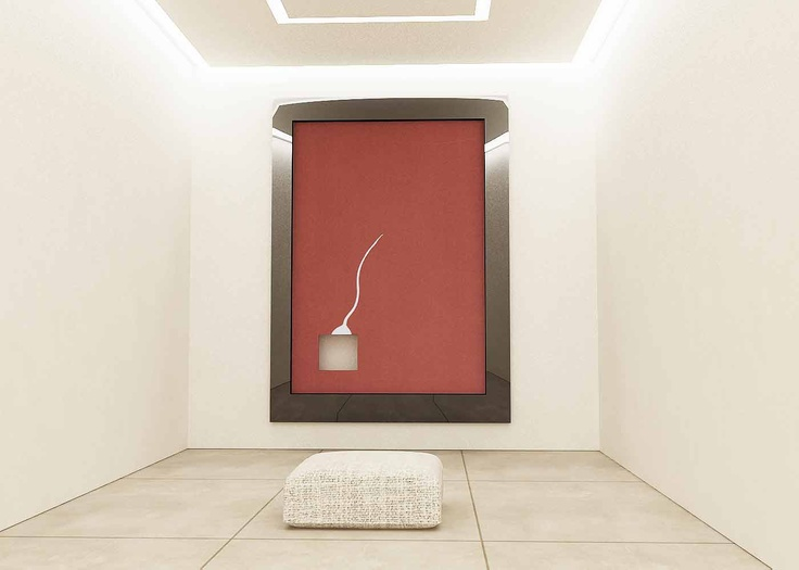 ABORTION - Private Collection, Milan, 2007.  Demis Valle