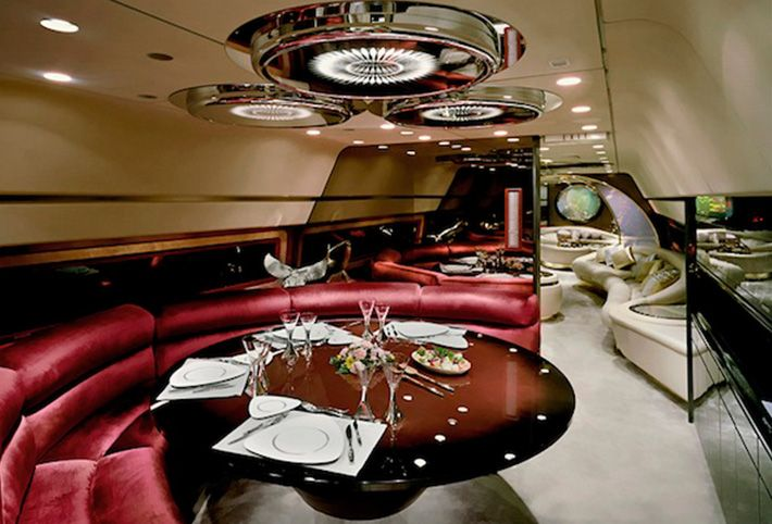 Bespoke private jet interiors | Luxury Safes #adrenaline #sportlifestyle #passionaboutracing