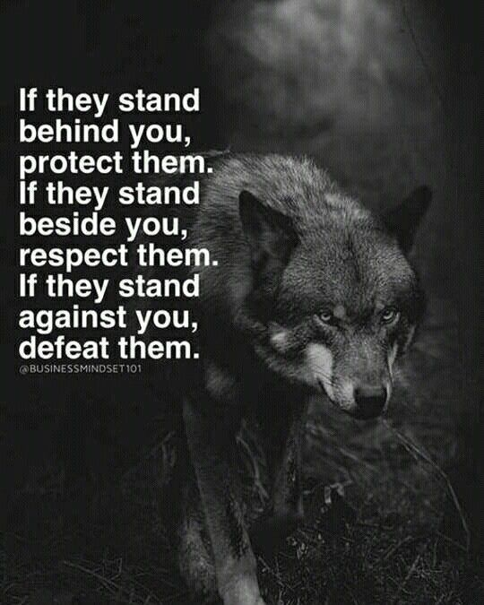 Protect, Respect or Defeat