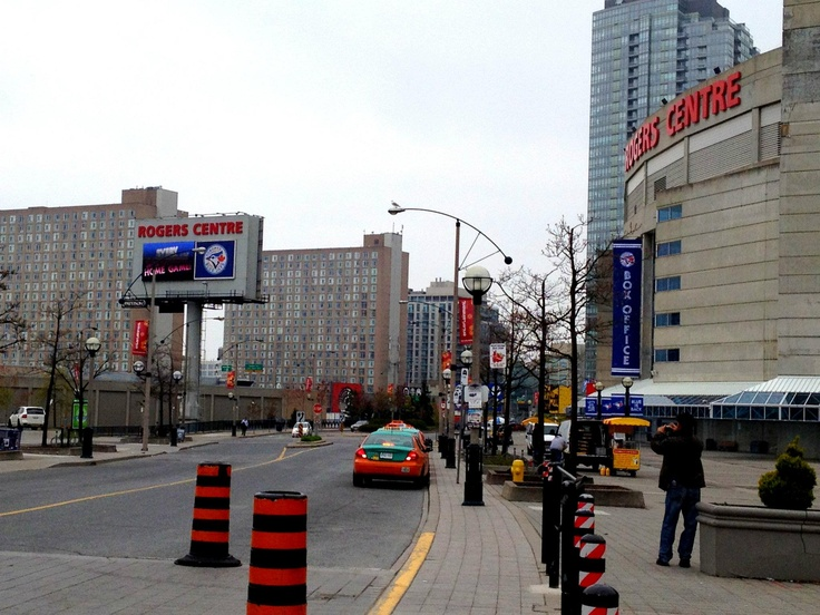 Rogers Center , Toronto, 2012