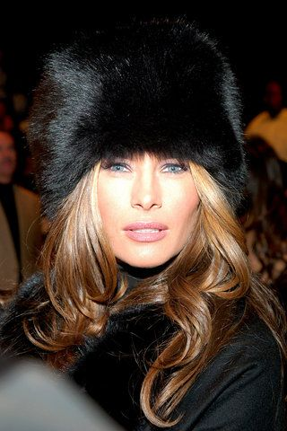 Melania Trump's speech at the RNC on Monday night sounded familiar to some. (A little too familiar.) But while speculation rages on about whether the Slovenian native lifted her words from Michelle Obama, one thing's for sure: Melania's fashion sense is nothing like the current First Lady's. Here's how Melania rocks fur hats, evening gowns, and everything in between.