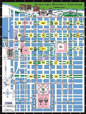Best Savannah Ga Map Ideas On Pinterest Savannah Map Map Of - Ga map google