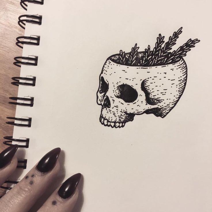 sketch number 8 in my 13 sketches of halloween d poisonappleprintshop