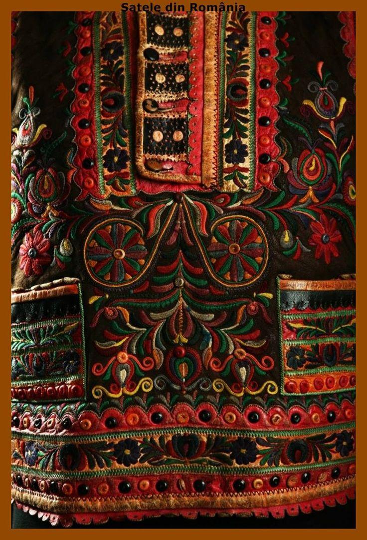 Romanian vest ~ beautiful.