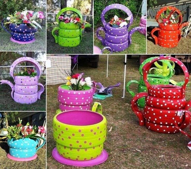Garden Ideas With Tires best 20+ tires ideas ideas on pinterest   recycling ideas, old