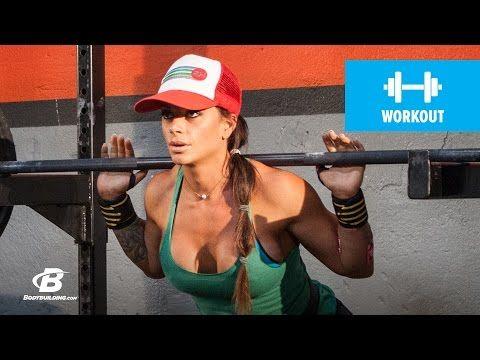Full-Body Fat-Burning Circuit Workout   Ashley Horner - YouTube