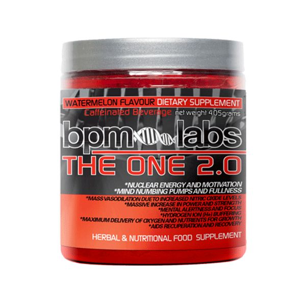 BPM Labs The One 2.0 - Second To None Nutrition