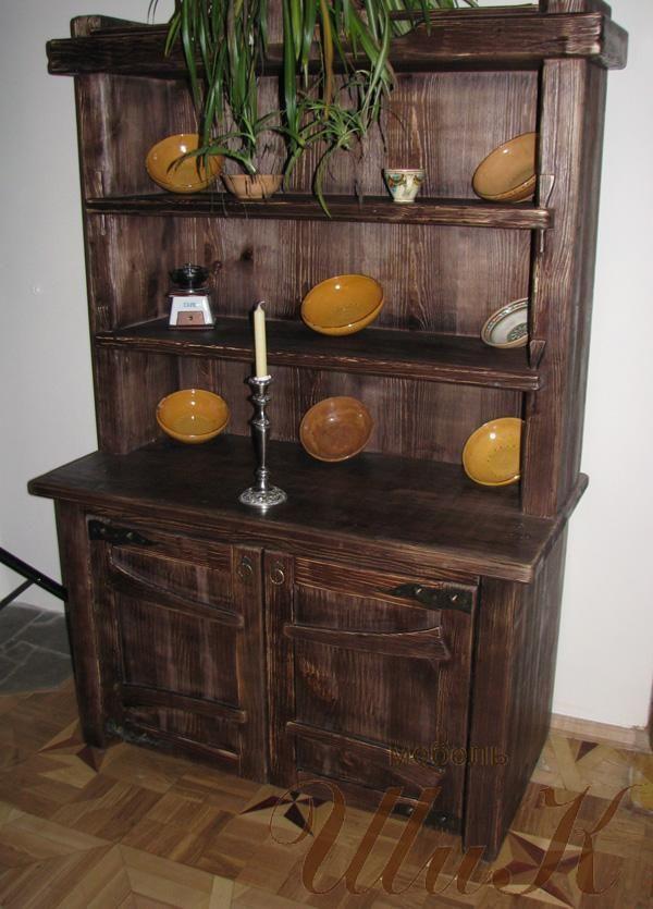 Шкаф – бар «Таверна» — Производитель эксклюзивной мебели «ШиК»