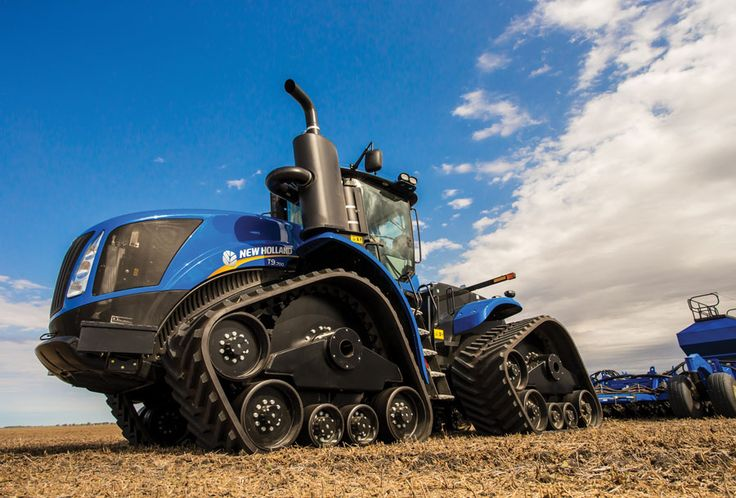 T9 Series 4WD – Tier 4B - Overview | Tractors & Telehandlers | New Holland (US) | NHAG