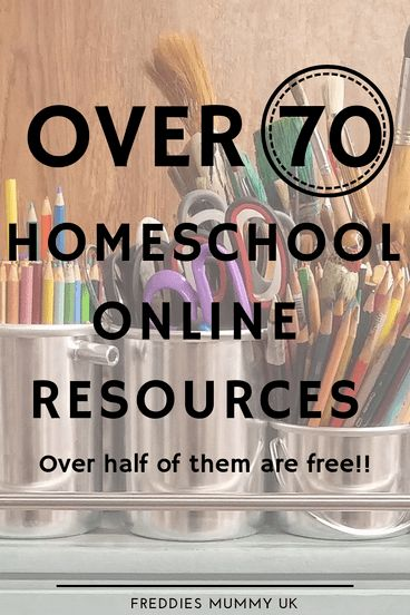 Home Schooling UK – Over 80 Online Home Education Resources to Help