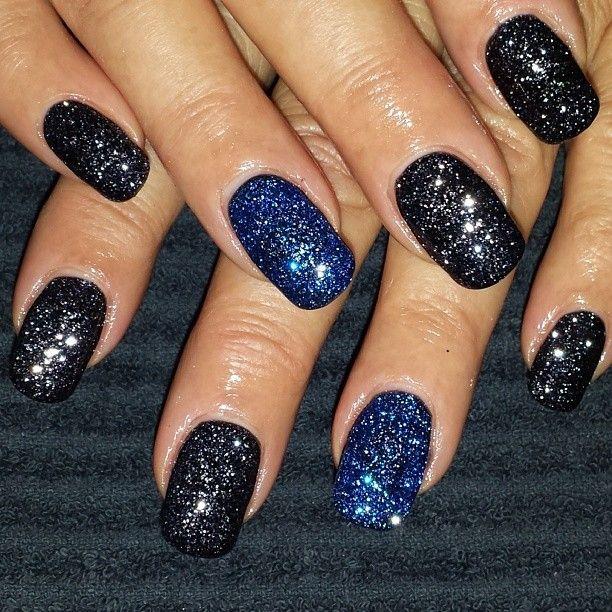 .@nailsbyeffi | #nailsnailsnails #nailswag #nailclub #naglar #glittergel #glitternaglar #glit... | Webstagram