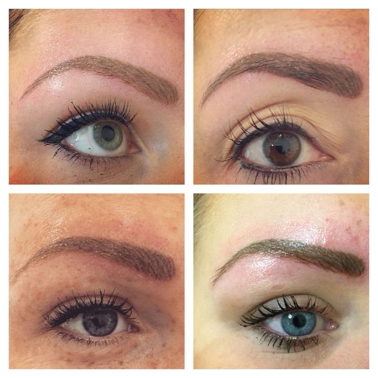 17 best images about permanent makeup on pinterest semi for Best eyebrow tattoo san diego