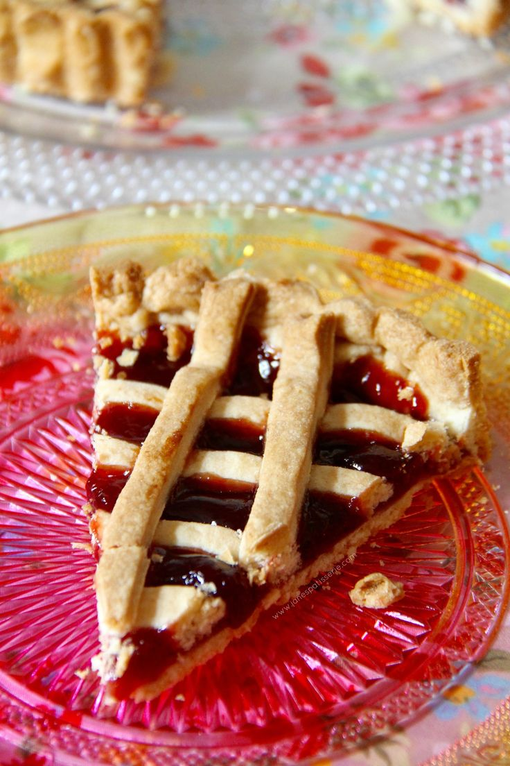 A delicious (and large) twist on a classic treat – a Giant Jam Tart. Filled with Homemade Jam, and served with Warm Custard! I have ALWAYS been a fan of Jam Tarts.. Straight from Primary School where the food was insanely amazing and all, but the desserts were the best – one of my favourites being the Jam Tart! When my parents used to buy packs of mini Jam Tarts as snacks, or they'd get baked at home, I would be the culprit that steals them all… No shame. I was asked by someone to create my…