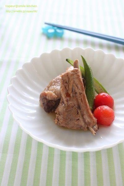 さっぱり♪スペアリブの黒酢煮 by 神田 美紀 | レシピサイト「Nadia ...