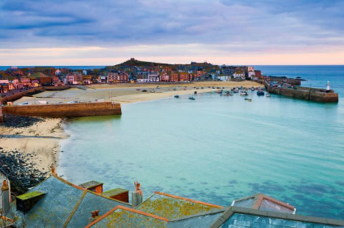 """5-Day Devon and Cornwall Small-Group Tour from London - """"Not enough time in each place"""" but it could be an option for us."""