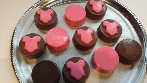 Chocolate Covered Oreo's  Onesies