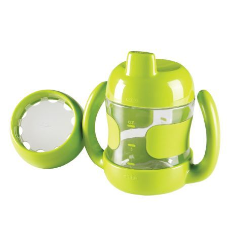 Oxo Tot Sippy Cup Set 7oz - Your child's favourite drink will be securely stored in this cup.